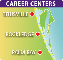 CareerSource Brevard career center and Aerospace Service Center Locations