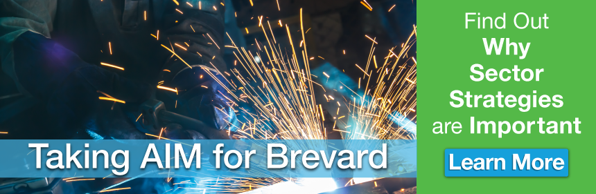 Taking AIM for Brevard - Find Out Why Sector Strategies are Important - LEARN MORE