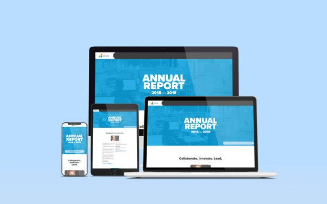 CareerSource Brevard Annual Report can be viewed on mobile, computer, or tablet