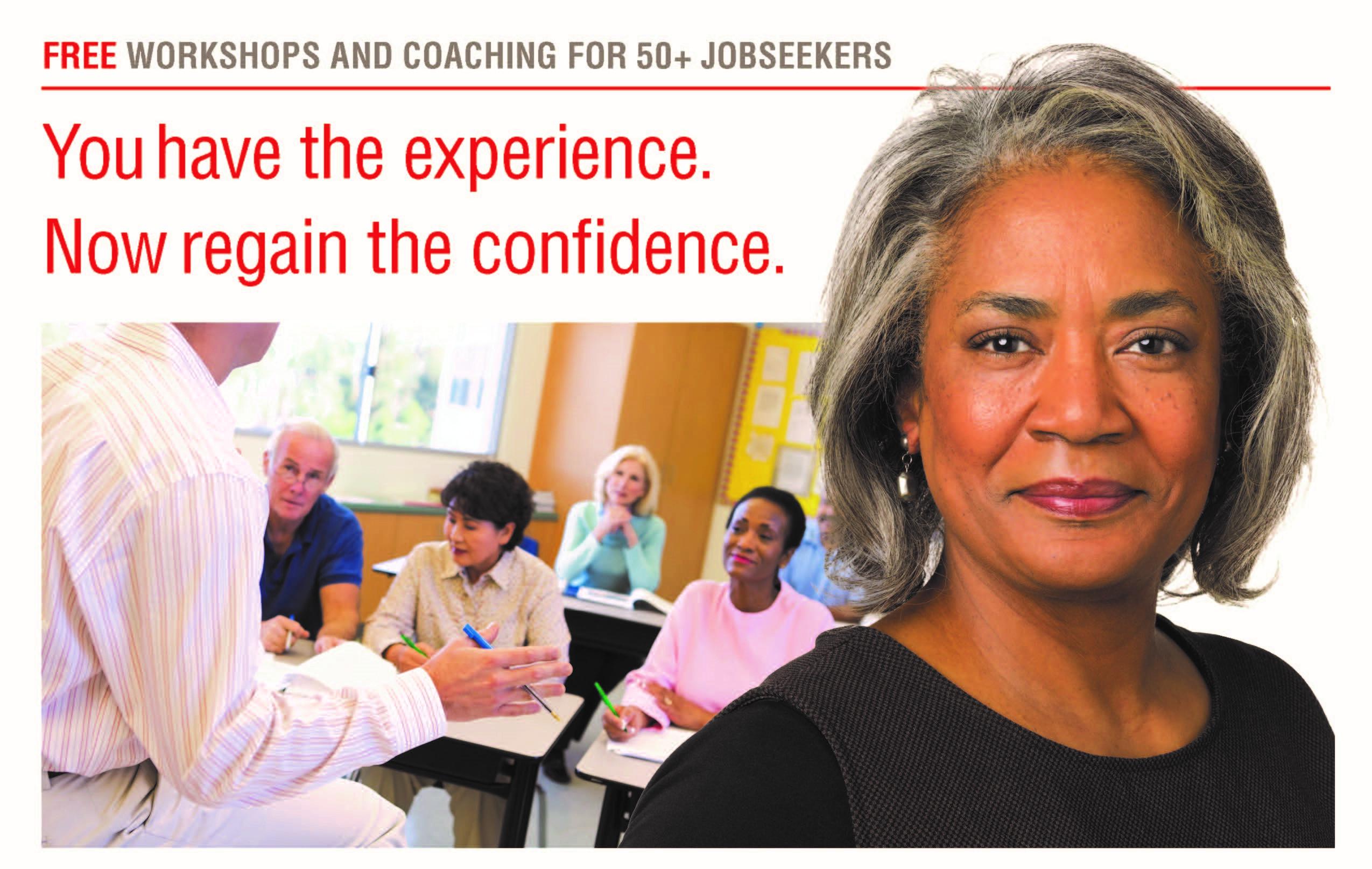 Free workshops for 50 plus job seekers - AARP Back to Work - CareerSource Brevard