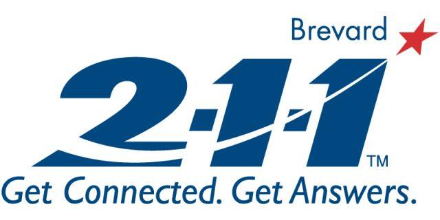 Brevard 2-1-1 logo