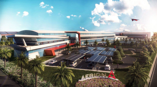 Aerion Supersonic Melbourne FL Headquarters