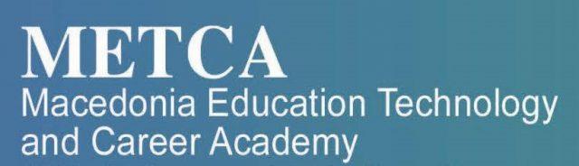 Macedonia Education Technology and Career Academy METCA logo