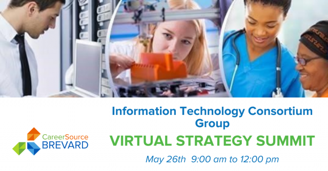 Information Technology Consortium Group Virtual Meeting May 26 2021 CareerSource Brevard